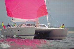 Lagoon 55 catamaran premiere generation