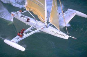 L'Hydroptère par VPLP deisgn