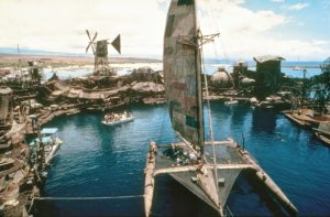 Waterworld trimaran Florence Arthaud