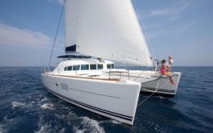 Catamara Lagoon 410 deuxième génération
