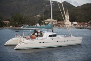 Catamara Lagoon 570 deuxième génération
