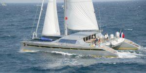 Coriolan VI catamaran