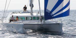 Catamaran Lagoon 500 VPLP design