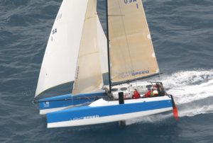 Lightspeed 32 VPLP design catamaran