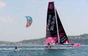 Ocean Fifty Fenetrea Mix Buffet sur le Grand Prix Guyader