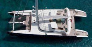 Catamaran Hemisphere VPLP design