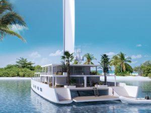 Studio at sea concept VPLP design