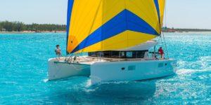 Catamaran Lagoon 39 quatrième génération