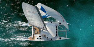 Tan 66 catamaran par VPLP design