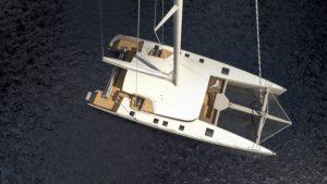 VPLP 78 catamaran