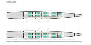 Catamaran hôpital par VPLP design