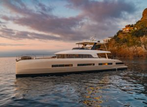 Catamaran Lagoon Seventy8