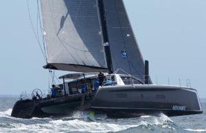 No Limit catamaran par VPLP