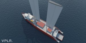 EMC Multi cargo de fret à ailes VPLP