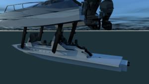 Bateau de plongée Platypus Craft VPLP design