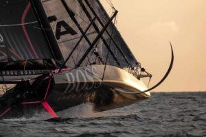 Imoca Hugo Boss collaboration VPLP design, Alex Thomson Racing et Gurit