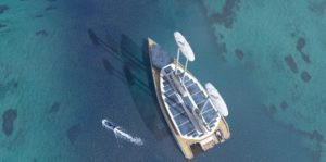 Solar Boat par VPLP design
