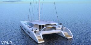 Catamaran GP70 VPLP design