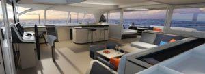 Gunboat 80 par VPLP design