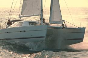 Catamaran croisière Lagoon VPLP
