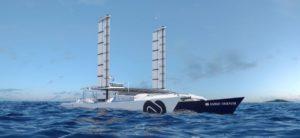 Oceanwings Energy Observer VPLP Design