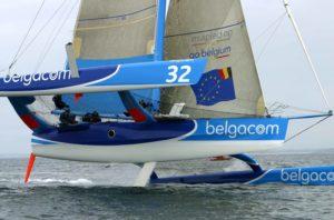 Belgacom Orma VPLP design