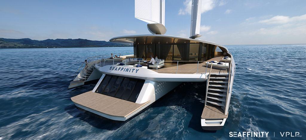 Superyacht SEAFFINITY