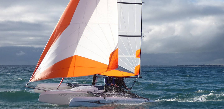 Astusboat 16.5 trimaran
