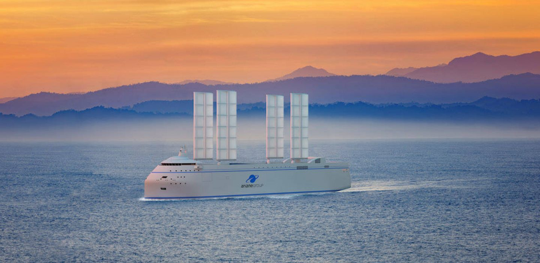 Canopée est un cargo qui va transporter la fusée ariane