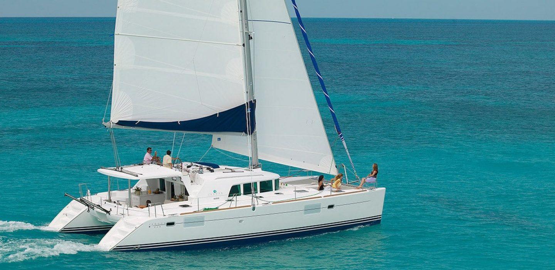 Catamaran Lagoon 440 VPLP design