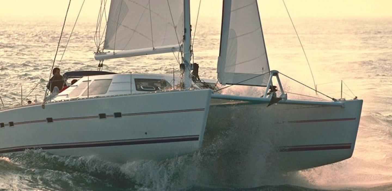 Lagoon 47 catamaran premiere generation