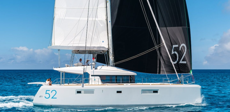 Catamaran Lagoon 52 quatrième génération