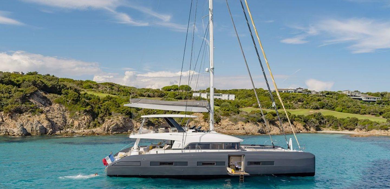 Catamaran Lagoon Seventy7 VPLP design