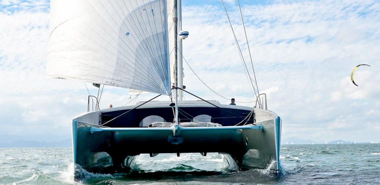 catamaran Moxie 61