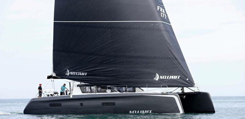 No Limit catamaran VPLP design