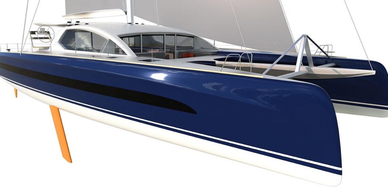 Catamaran Outremer 7X par VPLP
