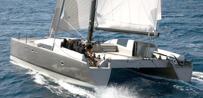 Catamaran SIG 45 par VPLP design