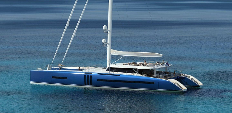 Catamaran VPLP 170