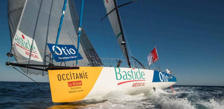 Imoca Bastide-Otio par VPLP design
