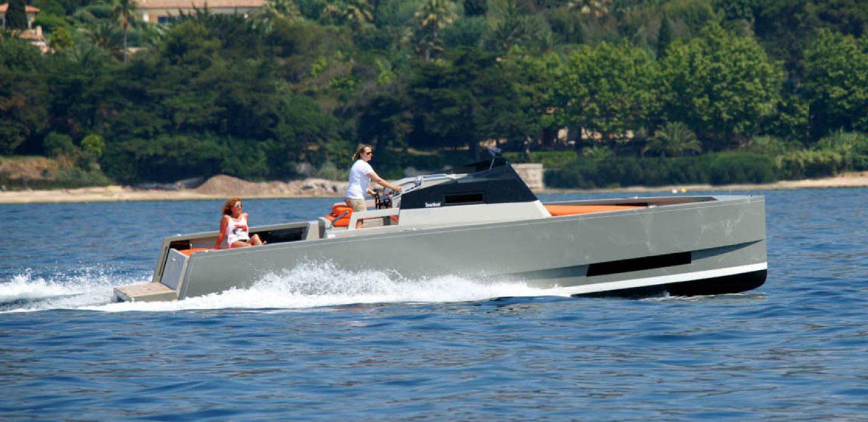 Smartboat VPLP design