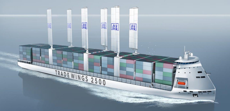 Trade Wings 2500 concept VPLP